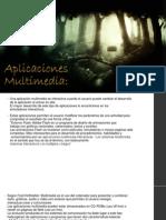 Aplicaciones Multimedia Trabajo