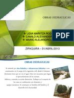Exposición Estructuras Hidraulicas