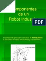 2 Componentes de Un Robot Industrial