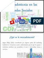 Mercadotécnia en las Redes Sociales