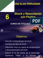 Shock y Resucitacion Con Fluidos