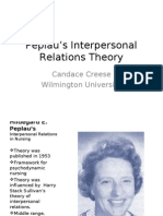 Peplau's Interpersonal Relations Theory power point.ppt