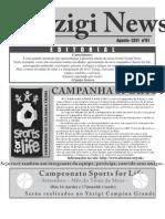 Layout Jornal