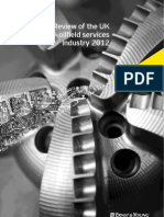 EY Review of the UK Oilfield Services Industry 2012