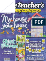 teacher's magazine