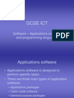 05b - Software - Applications Software and Programming Languages