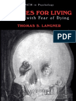 Choices for Living - Coping With Fear of Dying