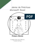 Cuaderno Practica Excel Intermedio - Colegio San Jose Obrero