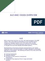 ALEIDocs Overview