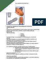 Estructuras Utilizadas en El Sistema Electrico de Guayaquil
