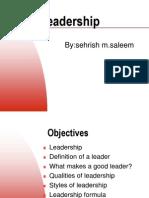 Leadership (1927)