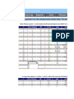 GMAT Error Log v3.0