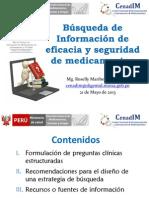 A Taller CENADIM- FARMACOLOGIA I CIMGAF Busqueda de información mayo 2013.pdf