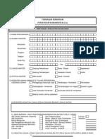 Formulir (Afita) Pendirian CV