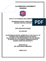accounting internship report pdf