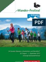 Bgl Wander Festival 2013