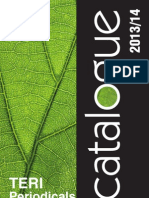 Journals and Magazines on Energy, Environment, and Sustainable Development