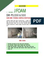 7.Flexifoam Sw-pu 200&500