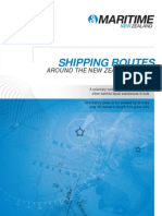 Mnz Shipping Routes