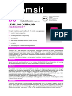4.Thomsit DS Self Levelling _ 3-Aug-10