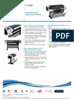 HP Designjet T1200
