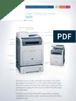 CLX 6220FX Brochure
