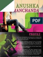 Anushka Manchanda Profile