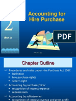 Hire Pirchase A122 1