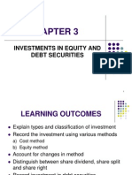 Investment in Equity Debt Securities A122 1
