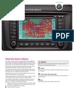 A5 Octavia Nexus NavigationSystem