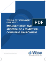 TECHNOLOGY ASSESSMENT CASE STUDY