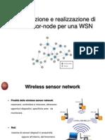 A sensor-node