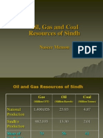 Oil and Gas Resources of Sindh-Naseer Memon