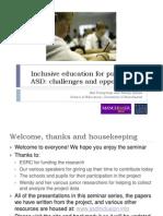 ASD Seminar[1]
