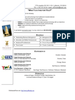 2013-14 Bundy Resume CIO OnLine