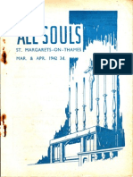 March 1942 All Souls Magazine
