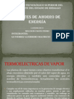 Termoelectrica de Vapor