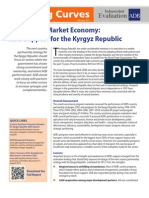 Moving to a Market Economy