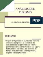 1.1 ANÁLISIS DEL TURISMO