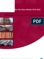 The Flat Glass Market 2012-2022