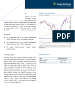 Daily Technical Report, 24.05.2013