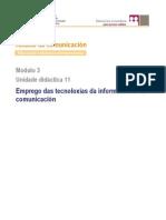 Emprego Das Novas Tecnoloxias Ne Galego