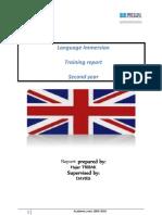 Language Immersion Report (1)