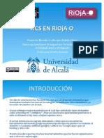 Presentación TICS en RiOjA-O