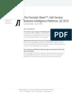 Forrester Wave Self Service 105855 0612