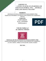 11pgdm003-Cp Final Report