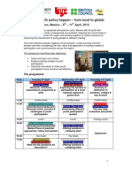 YPSMex Final Report May 2013