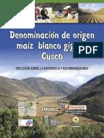 Denominación de origen MBCG