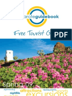 Lanzarote Guidebook