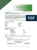 ColaMulse FE